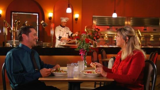 Dakota Sioux Casino & Hotel: Mustang's Steakhouse & Buffet