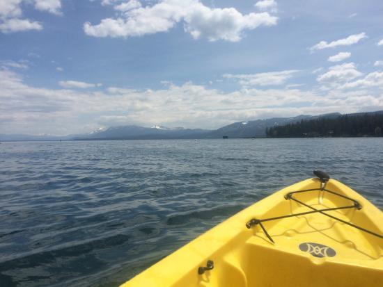 Tahoe City Kayak: Tahoe Lake Kayaking