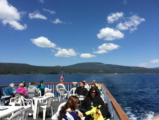 Tahoe Gal Cruises: Tahoe Lake