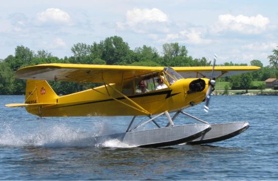 Alburgh, VT: The J-3 Piper Cub