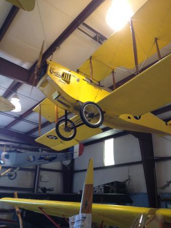 The Western North Carolina  Air Museum: Biplane