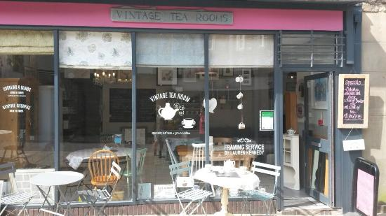 Everythings Rosy Interiors Vintage Tea Rooms