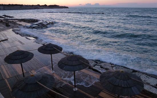 Salsello Hotel Puglia : Plaża