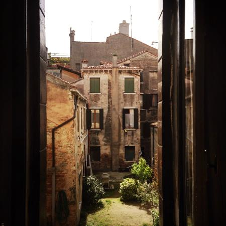 """Il Giardino di Giulia : Vista dalla camera """"Marcello"""""""
