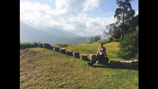 Portland Parish, Jamaika: View from Cinchona Garden