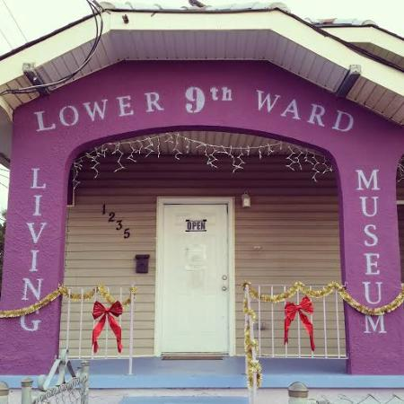 ‪Lower 9th Ward Living Museum‬