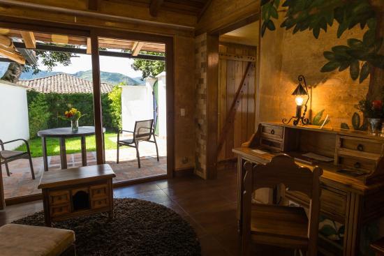 Luna runtun adventure spa desde s 300 ba os ecuador - Hoteles en banos ecuador ...