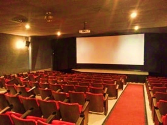 Reel Cinema: Viewing area