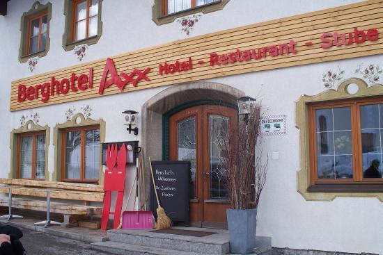 Berwang, Austria: Berghotel Axx