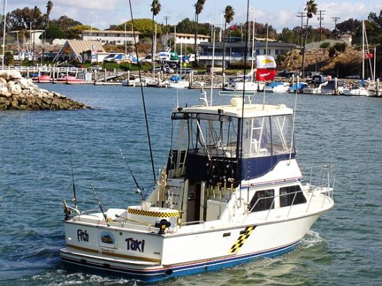 Fish Taxi Sportfishing and Boat Charter