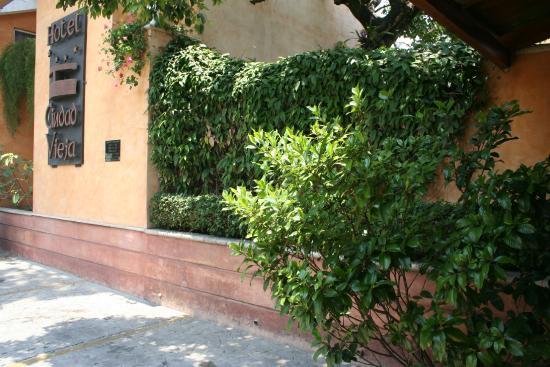 Exterior Hotel Ciudad Vieja