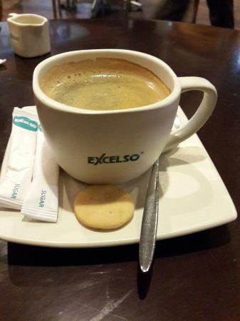 Excelso Cafe