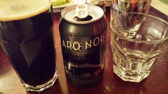 Twizel, Nueva Zelanda: The mighty Aro Noir from Garage Project