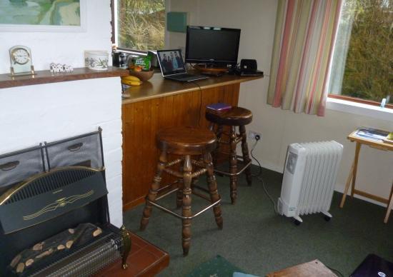 Port William, UK: Sitting room