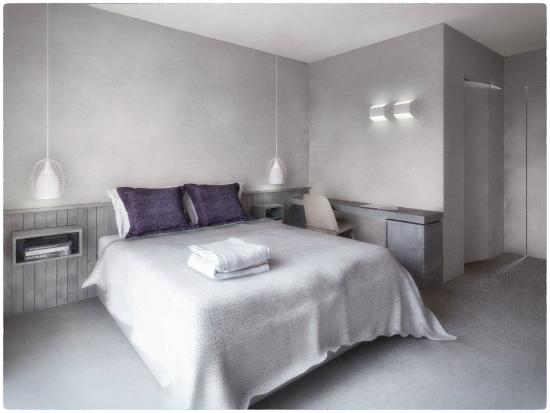 Castelli Hotel: Double room_Refurbished 2015 (Architect's image#concept)