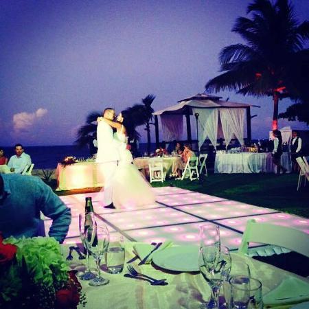 Hotel Riu Palace Peninsula Wedding Reception