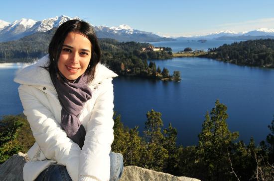 San Carlos de Bariloche, Argentina: vista