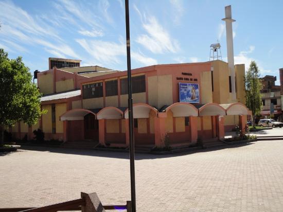Iglesia Santo Cura de Ars