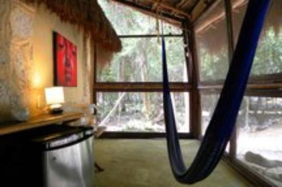 organic yoga : habitación