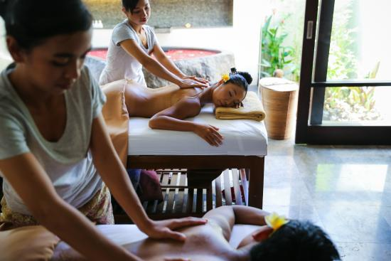 The Spa and Wellness Studio at The Amala