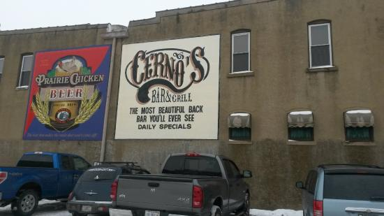 Cerno's Bar and Grill - Kewanee, IL