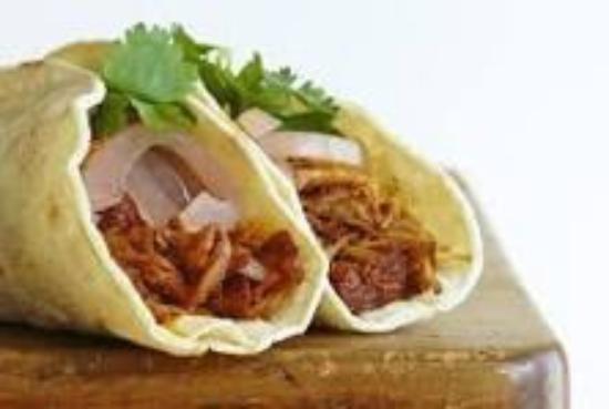 Glade Spring, VA: Pork tacos