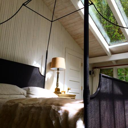 Bridal Veil Lodge: Cottage room