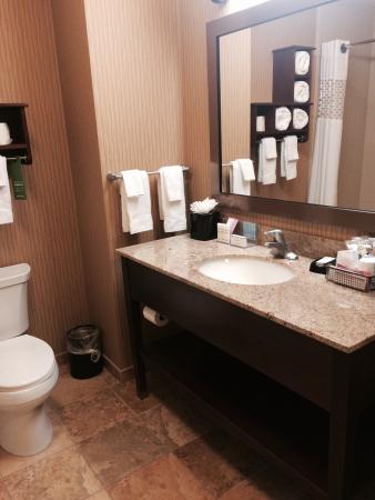 Hampton Inn & Suites Minot / Airport: 209