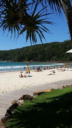 The Hastings Beach Houses: Noosa beach, just walk across Hastings Street