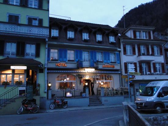 The Aarburg: hotel