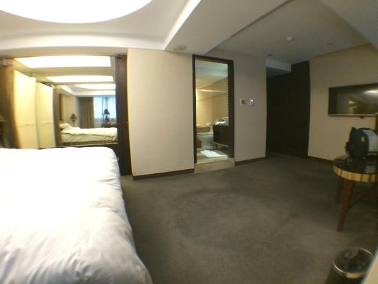Taipei Lotty Hotel: Such a big room