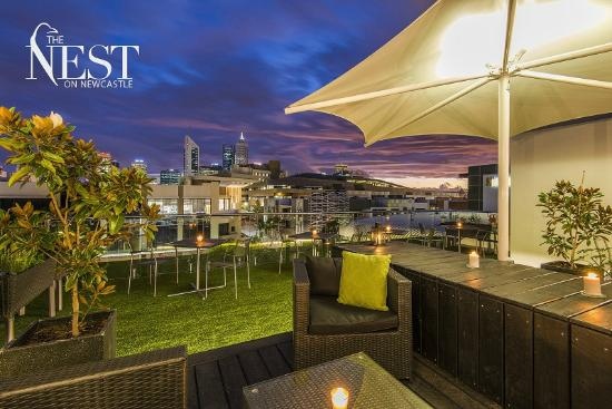 The Nest on Newcastle: Rooftop Garden
