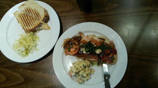 Manna Java World Cafe, Dubuque, IA
