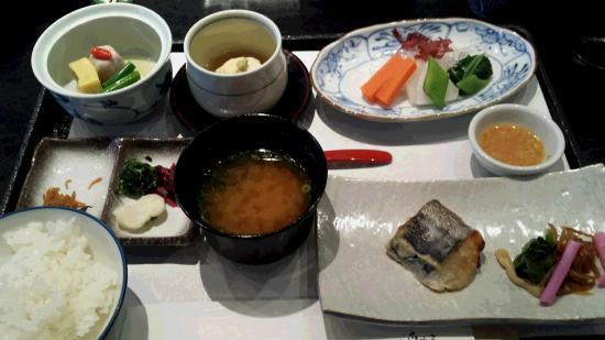 Hotel Granvia Kyoto: 朝食(普通・・・)