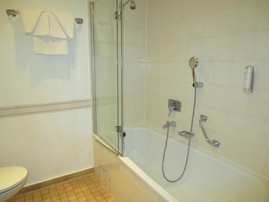 Hotel Landgut Horn: Bath