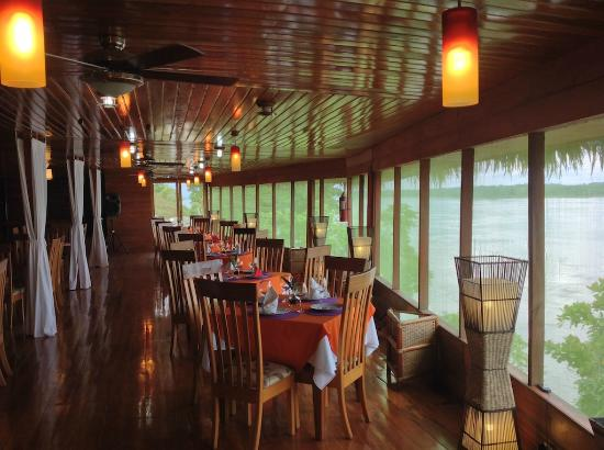 Samiria Ecolodge | Dining Room