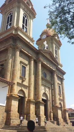 Socorro, โคลอมเบีย: Catedral