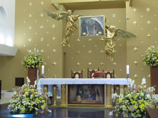 Chiquinquira, Колумбия: Altar