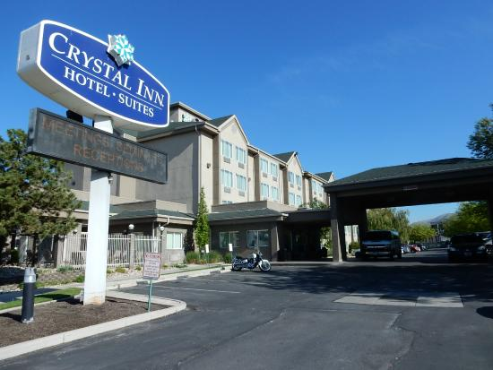 Crystal Inn Hotel And Suites Downtown Salt Lake City