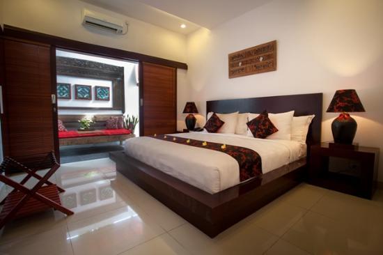 Kamar Kamar Rumah Tamu: Bed Room