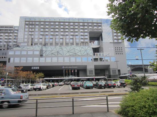 Hotel Granvia Kyoto: 外観
