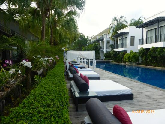 The Chill Resort & Spa, Koh Chang: бассейн