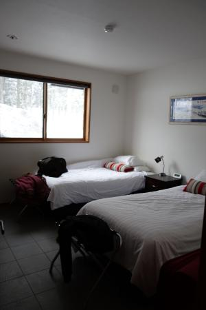 Bears Den Mountain Lodge: Twin single room