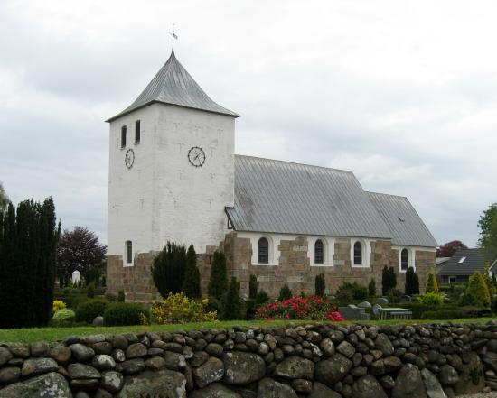 Naesbjerg Church