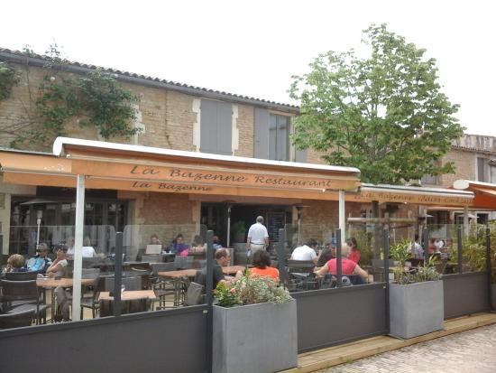 la bazenne les portes en r 233 restaurant avis num 233 ro de t 233 l 233 phone photos tripadvisor