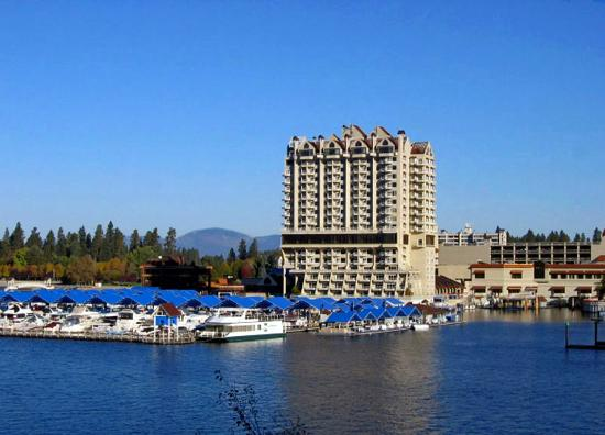 Coeur d'Alene Resort Spa