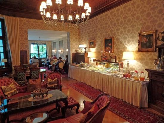 Hotel Villa Achenbach: The Breakfast Room