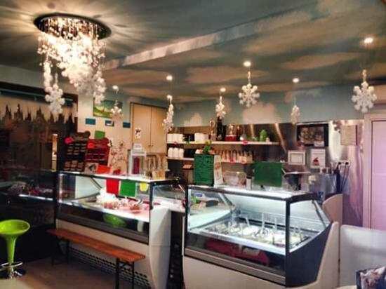Galliate, Italy: Gelateria Dorothy