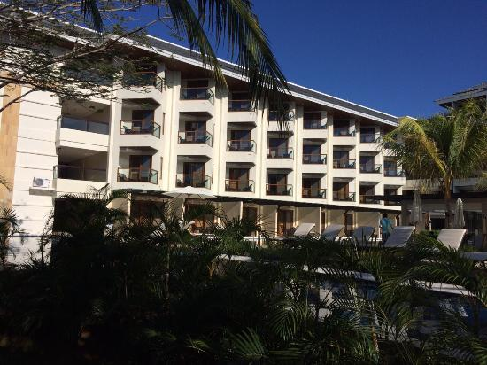 Henann Resort Alona Beach: Hotel