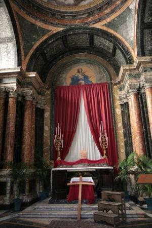 Chiesa di Santa Maria del Popolo: Santa Maria del Popolo - chapel